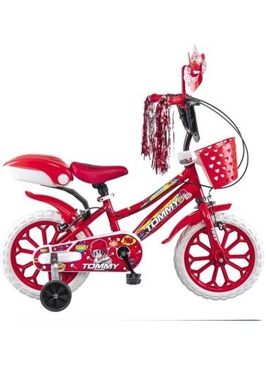 Tommy Baby 15 Jant Çocuk Bisiklet 4-5-6 Yaş Kırmızı